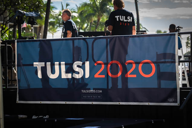fokopoint-0308 Tulsi Gabbard Announces Presidential Run