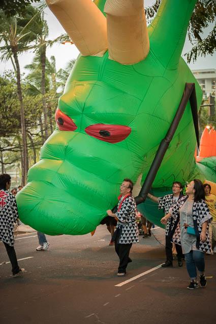 Honolulu-Festival-Parade-fokopoint-1945 Honolulu Festival Grand Parade 2019