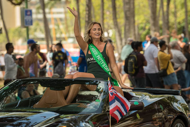 st-patricks-day-parade-honolulu-2019-fokopoint-2254 Honolulu St Patrick's Day Parade 2019