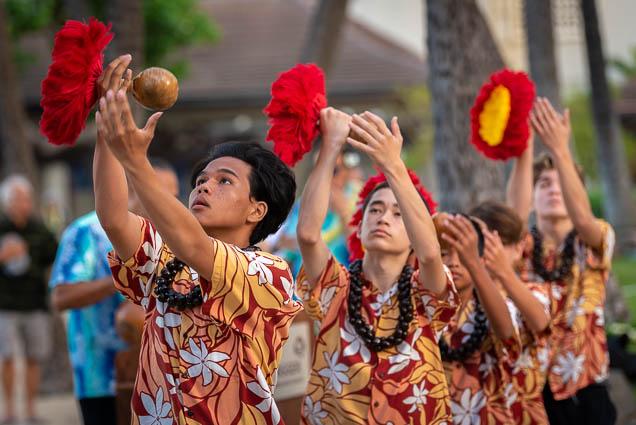 duke-kahanamoku-statue-birthday-lei-draping-waikiki-fokopoint-6621 Duke Kahanamoku Lei Draping Ceremony