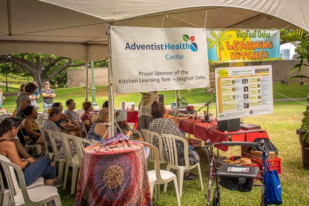 adventist-health-castle-vegfest-oahu-fokopoint VegFest Oahu 2019