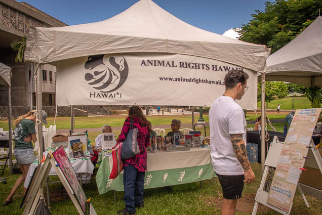 animal-rights-hawaii-vegfest-oahu-fokopoint VegFest Oahu 2019