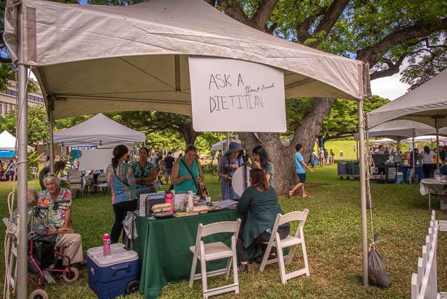 ask-dietitian-vegfest-oahu-fokopoint VegFest Oahu 2019