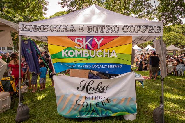 hoku-nitro-coffee-fokopoint VegFest Oahu 2019