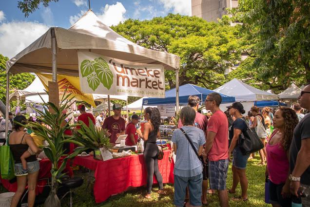 umeke-market-fokopoint VegFest Oahu 2019
