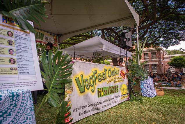 vegfest-oahu-veggies-stage-fokopoint VegFest Oahu 2019