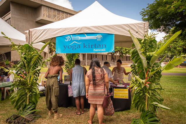 yoga-kirtan-hawaii-vegfest-oahu-fokopoint VegFest Oahu 2019