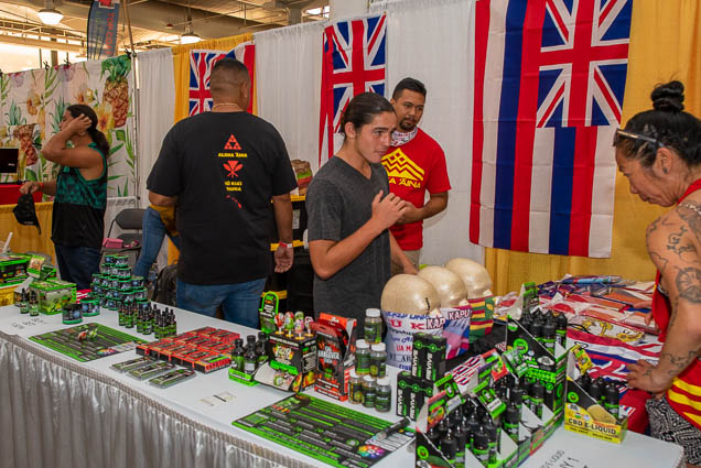 aloha-aina-honolulu-fokopoint-1169 Food and New Product Show at the Blaisdell