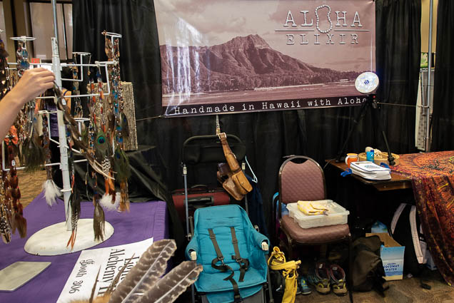 aloha-elixir-ohm-expo-honolulu-2019-fokopoint-1097 Organic Holistic & Metaphysical Expo