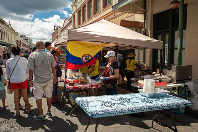 colombian-food-hispanic-heritage-festival-honolulu-2019-fokopoint-0851 Hispanic Heritage Festival in Chinatown