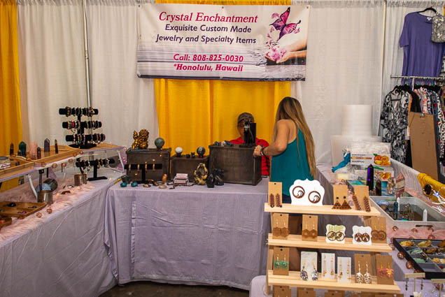 crystal-enchantment-jewelry-fokopoint-1203 Food and New Product Show at the Blaisdell