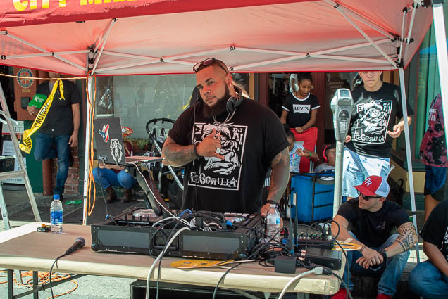 deejay-music-hispanic-heritage-festival-honolulu-2019-fokopoint-0826 Hispanic Heritage Festival in Chinatown