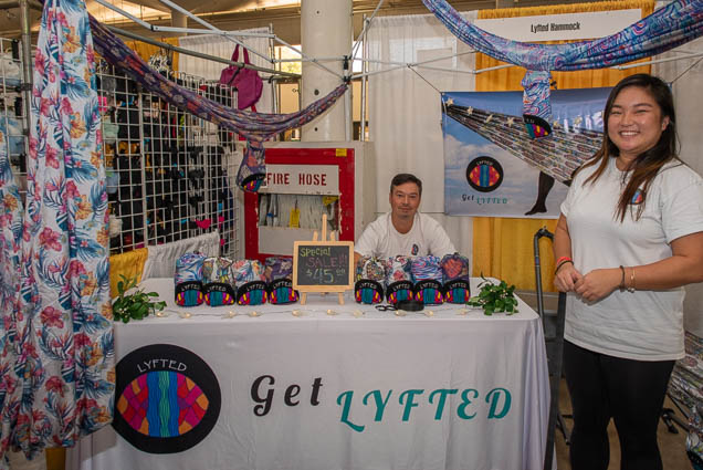 get-lyfted-fokopoint-1157 Food and New Product Show at the Blaisdell