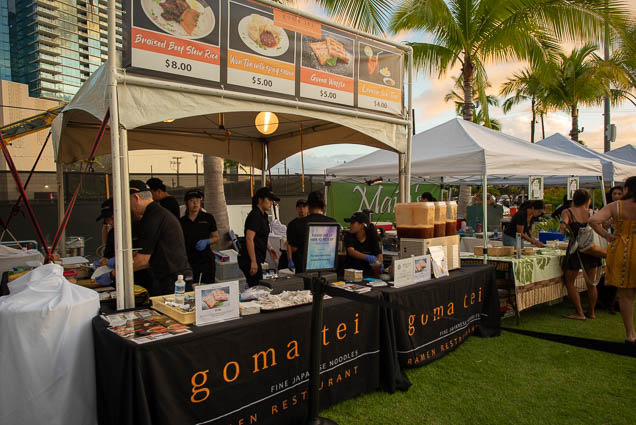 goma-tei-japanese-noodles-rice-fest-2019-honolulu-fokopoint-0566 10th Annual Rice Fest