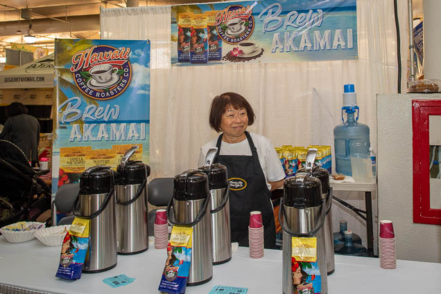 hawaii-coffee-roasters-company-brew-akamai-fokopoint-1128 Food and New Product Show at the Blaisdell
