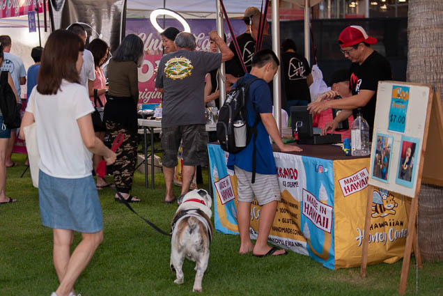 hawaiian-honey-cone-dog-rice-fest-2019-honolulu-fokopoint-0600 10th Annual Rice Fest