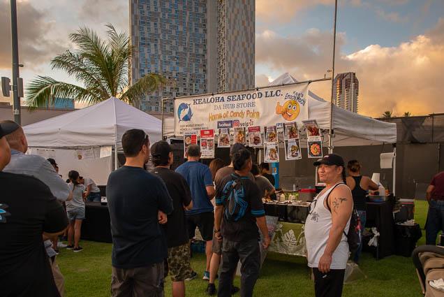 kealoha-seafood-booth-rice-fest-2019-honolulu-fokopoint-0552 10th Annual Rice Fest