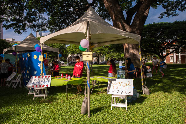 keiki-games-tent-namiwalks-hawaii-honolulu-2019-fokopoint-0893 NamiWalks Oahu at Civic Grounds
