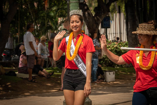 miss-windward-hawaiian-civic-club-honolulu-floral-parade-2019-aloha-festivals-fokopoint-honolulu-9869 73rd Annual Floral Parade