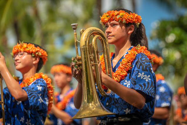 moanalua-high-school-marching-band-floral-parade-2019-aloha-festivals-fokopoint-honolulu-9570 73rd Annual Floral Parade