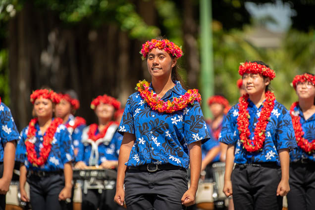 moanalua-high-school-marching-band-floral-parade-2019-aloha-festivals-fokopoint-honolulu-9574-1 73rd Annual Floral Parade