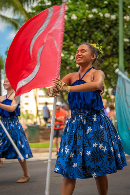 moanalua-high-school-marching-band-floral-parade-2019-aloha-festivals-fokopoint-honolulu-9611 73rd Annual Floral Parade