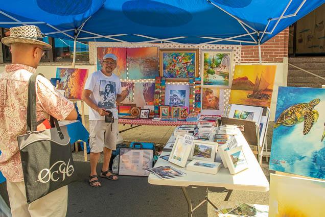paintings-hispanic-heritage-festival-honolulu-2019-fokopoint-0822 Hispanic Heritage Festival in Chinatown