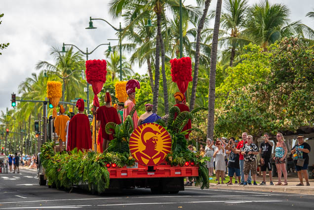 royal-court-float-floral-parade-2019-aloha-festivals-fokopoint-honolulu-9493 73rd Annual Floral Parade