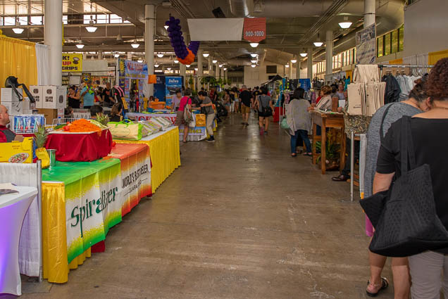 spiralizer-honolulu-fokopoint-1171 Food and New Product Show at the Blaisdell