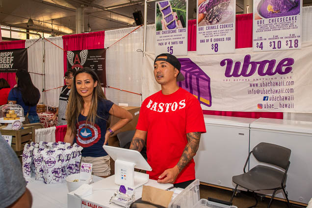ubae-hawaii-fokopoint-1197 Food and New Product Show at the Blaisdell