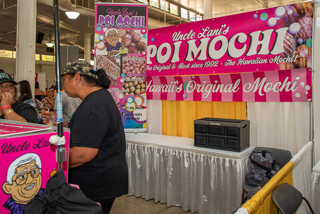 uncle-lanis-poi-mochi-fokopoint-1142 Food and New Product Show at the Blaisdell