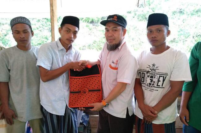 Kunjungan Lazismu Parepare Dengarkan Suara Warga Kampung Muallaf Lembang Sulsel