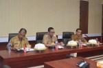 Wakil Bupati Wajo Bahas Upaya Maksimalkan Penerimaan PAD