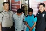 Nyambe Jadi Bandar Narkotika, Dua Oknum Satpol PP Ditangkap Polisi
