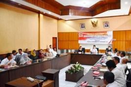 Wakil Bupati Kapuas Sambut Kedatangan Ketua DPRD Provinsi Kalteng