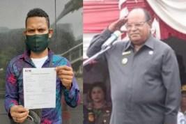 Walikota Sorong Diduga Korupsi 145 M, AMPB Laporkan Ke Komisi Anti Rasuah