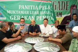 Ketua Umum PP GPI Serukan kader Rapatkan Barisan Dalam Satu Komando