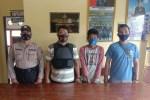 Polsek Kahayan Kuala Amankan Pelaku Penganiayaan
