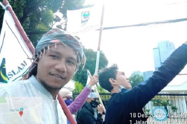Kader GPI Ibrahin Yusuf Dikabarkan Hilang Saat Demo Aksi 1812