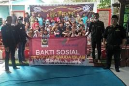 GPI Berbagi Untuk Semua Bersama PD Pasar Jaya Bagikan Sembako