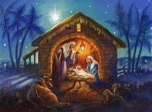 Betlehem ke Golgota