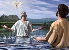 Jenis Baptisan Kristen