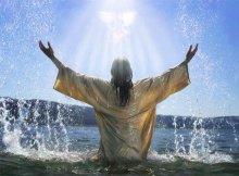 agar diurapi oleh Roh Kudus