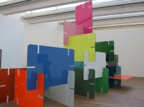 The best puzzle I ever did see, MUDAM, Luxembourg