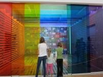 Colourful goodness at le Centre Pompidou, Paris