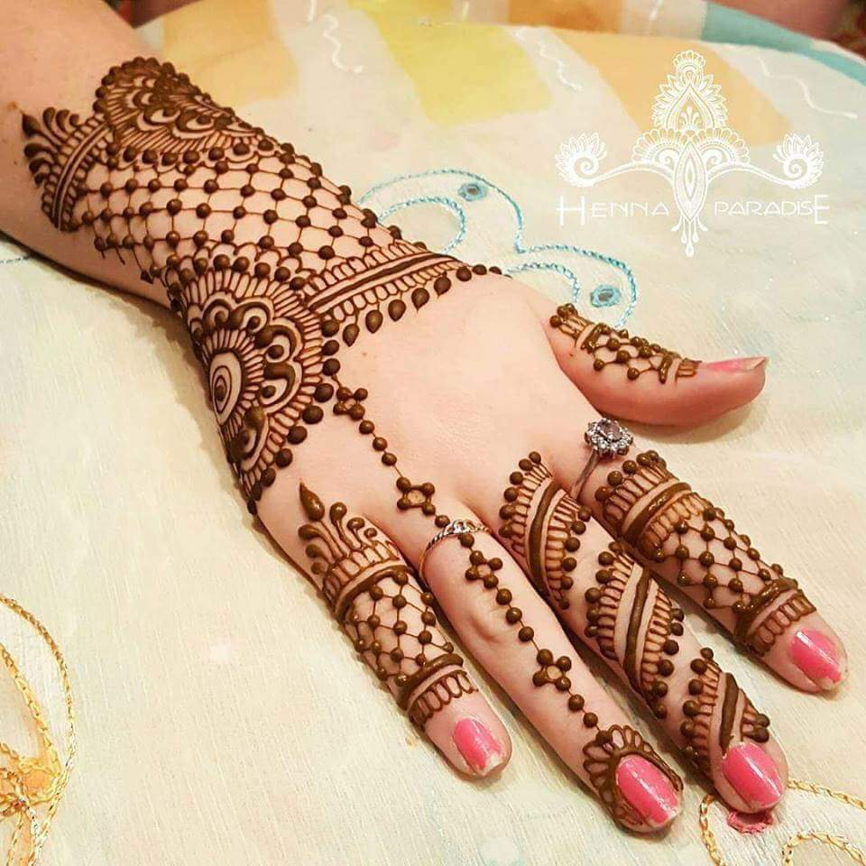 Henna Mehndi New Design : New and gorgeous mehndi designs for to try out folder