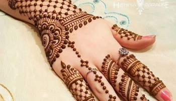 Mehndi Patterns What Are They : 30 new and gorgeous mehndi designs for 2018 to try out folder