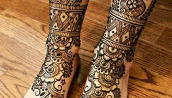 Mehndi Legs Images : 25 fabulous foot mehndi designs for your next event folder