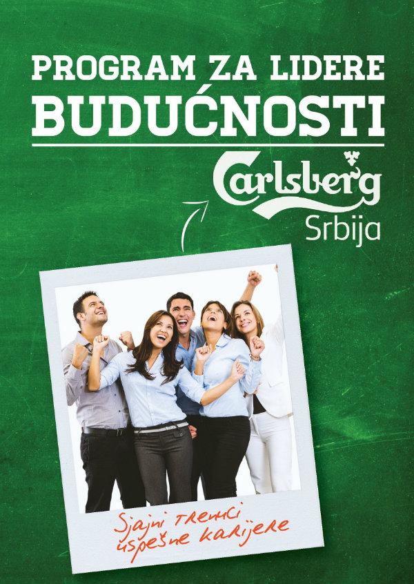 Program lidera buducnosti Carlsberg