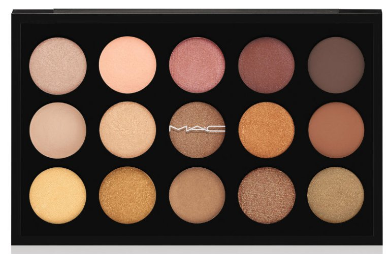 EYES x 15 _EYE PALETTE_WARM NEUTRAL_300